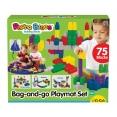 K's Kids 彩色安全積木—趣味隨身建構積木組  Bag-and-go Playmat Set