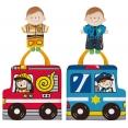 K's Kids 角色扮演遊戲組︰警察和消防員