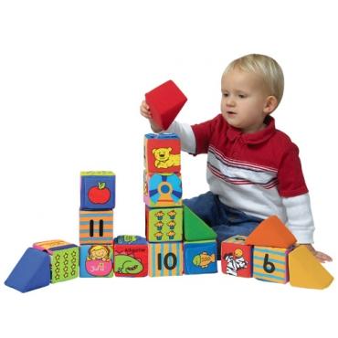 多功能數學遊戲積木組