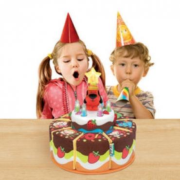 會唱歌的生日蛋糕