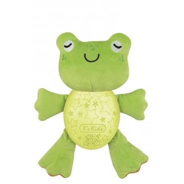 K's Kids 可愛造型夜燈青蛙