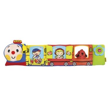 火車造型床圍