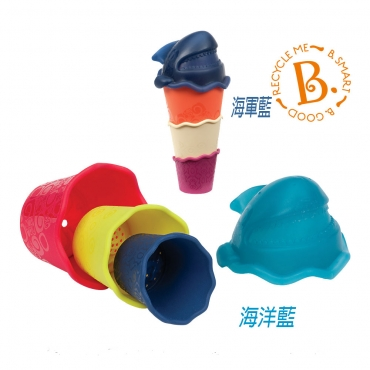 鯊魚杯杯(海洋藍)