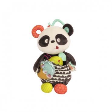 熊貓保姆(安撫搖鈴玩偶)