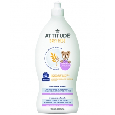 寶寶敏感肌膚奶瓶餐具洗潔精(無香精)  700ml