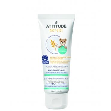 寶寶敏感肌膚舒緩保濕乳霜 (無香精) 200ml