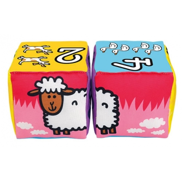 K's Kids 有聲配對方塊-動物