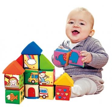 寶寶配對學習積木組