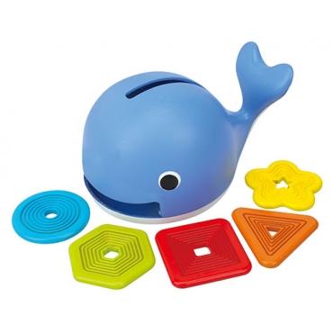 愛吃形狀的鯨魚