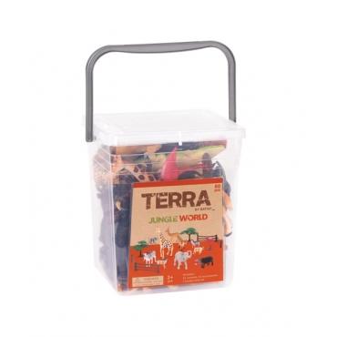 TERRA 叢林世界(情境桶)