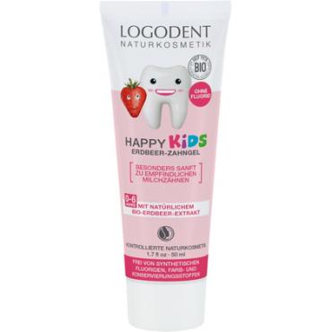 兒童草莓牙膏