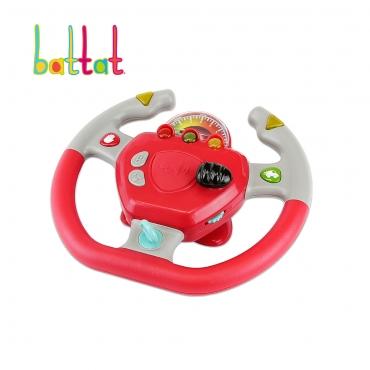 遛遛公路方向盤_Battat系列
