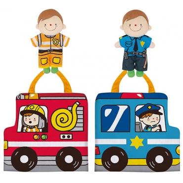 角色扮演遊戲組︰警察和消防員
