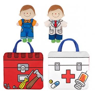K's Kids 角色扮演遊戲組︰醫生和工程師