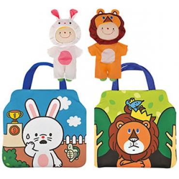 K's Kids  角色扮演遊戲組︰獅子和兔子