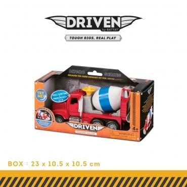 小型攪拌車_Driven系列