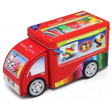 卡車造型彩色筆33色