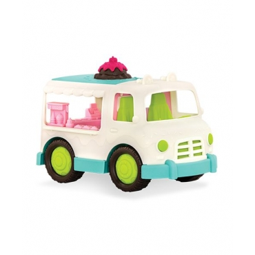 甜奶油冰淇淋車_Wonder Wheels系列