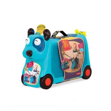 小獵犬沃菲行李箱