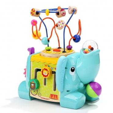 大象馬戲團繞珠台