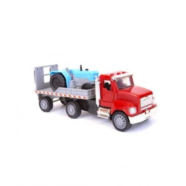 小型平板拖車_Driven系列