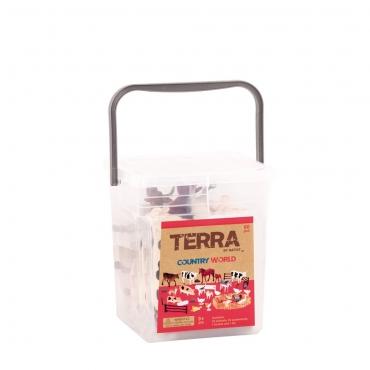 TERRA 鄉村世界(情境桶)