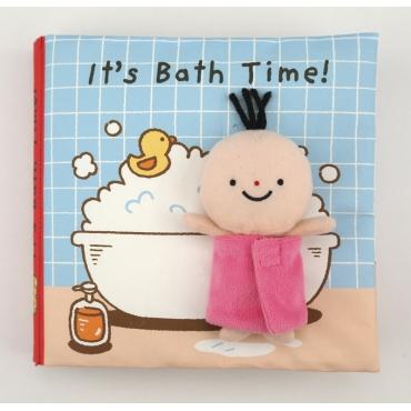洗澡時間到囉!