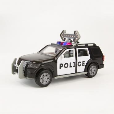 小型特勤警車_Driven系列