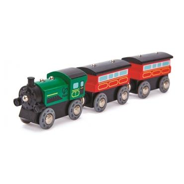 Hape蒸氣客運列車組