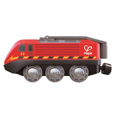 Hape曲柄動力小火車