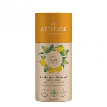 Super Leaves ™ 檸檬葉體味除臭劑 85g