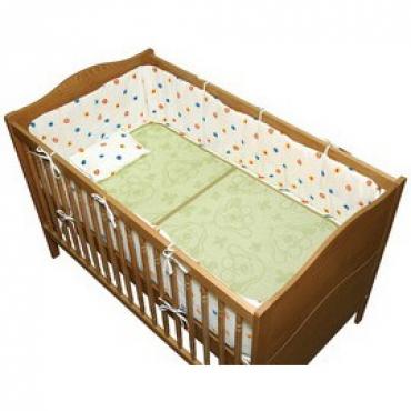 竹炭纖維嬰兒床墊