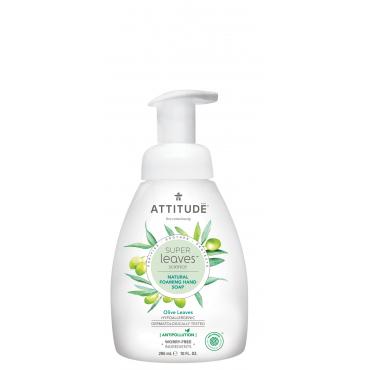 Super leaves™泡沫洗手乳- 橄欖葉 295ml