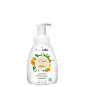 Super leaves™泡沫洗手乳-橙葉 295ml